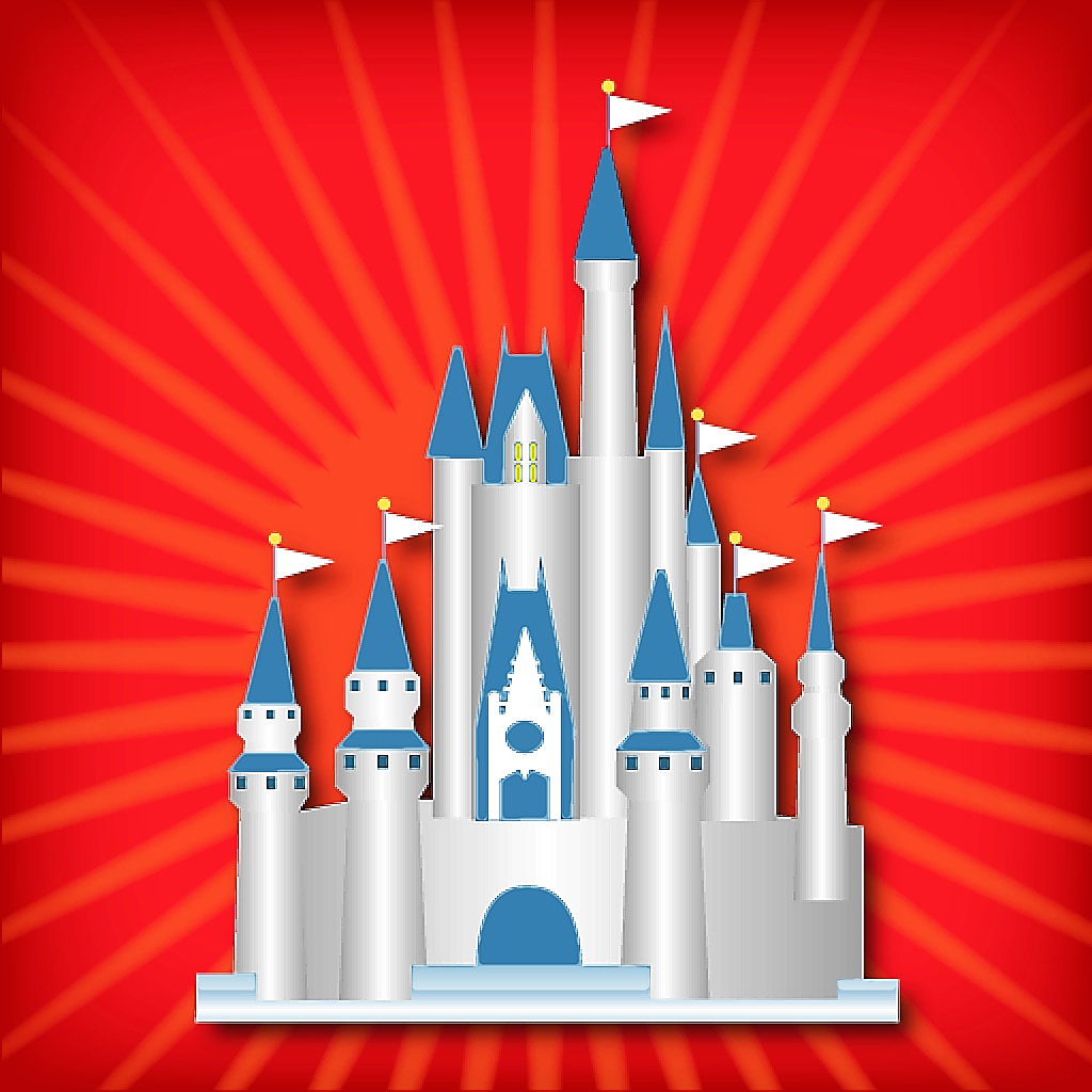 Disney World Mobile Guide app icon